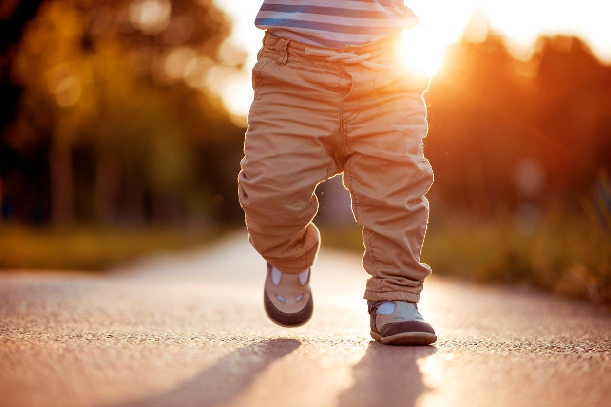 I primi passi dei bambini  i consigli per viverli al meglio 84e393f874e