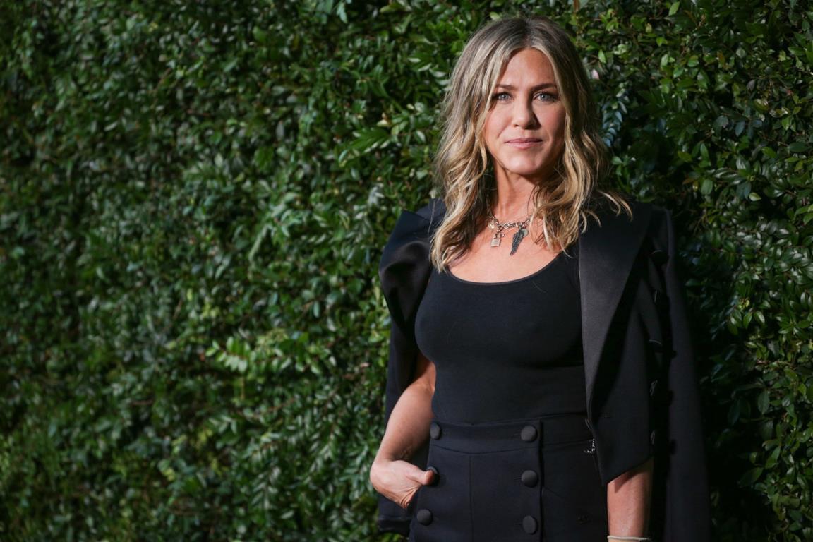 Jennifer Aniston a un evento