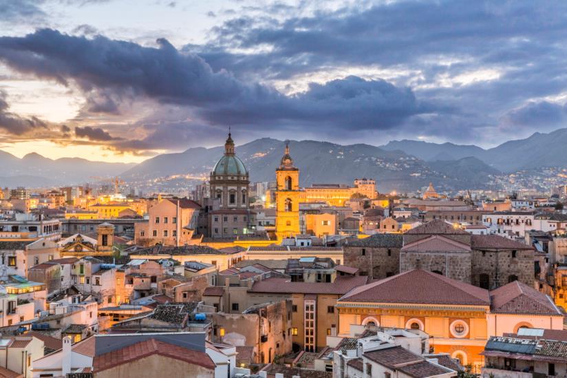 Scorcio di Palermo