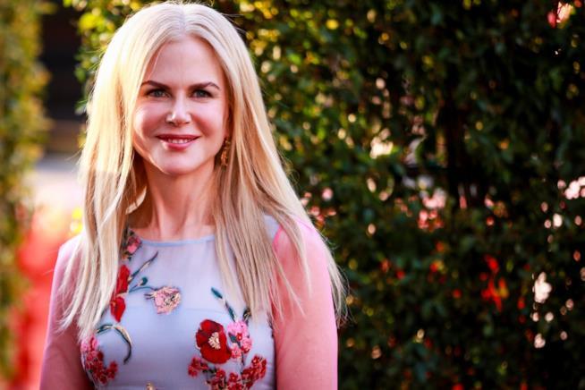 Uno splendido primo piano di Nicole Kidman