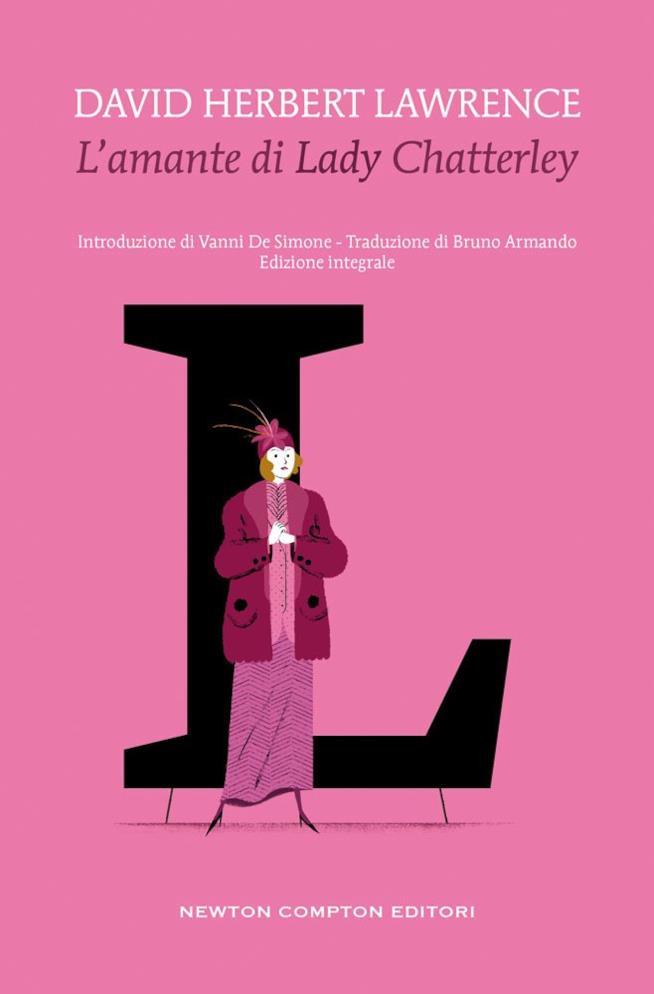 Cover del libro L'amante di lady Chatterley