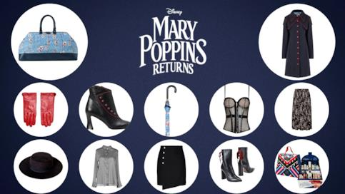Regali Mary Poppins