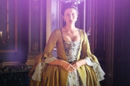 Outlander: primo look francese