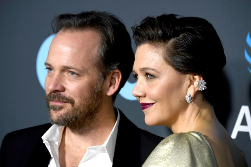 Maggie Gyllenhaal e Peter Sarsgaard in primo piano