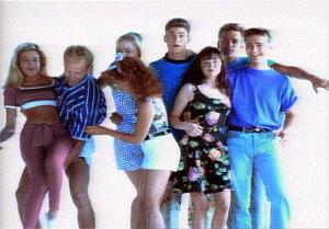 La sigla di Beverly Hills 90210