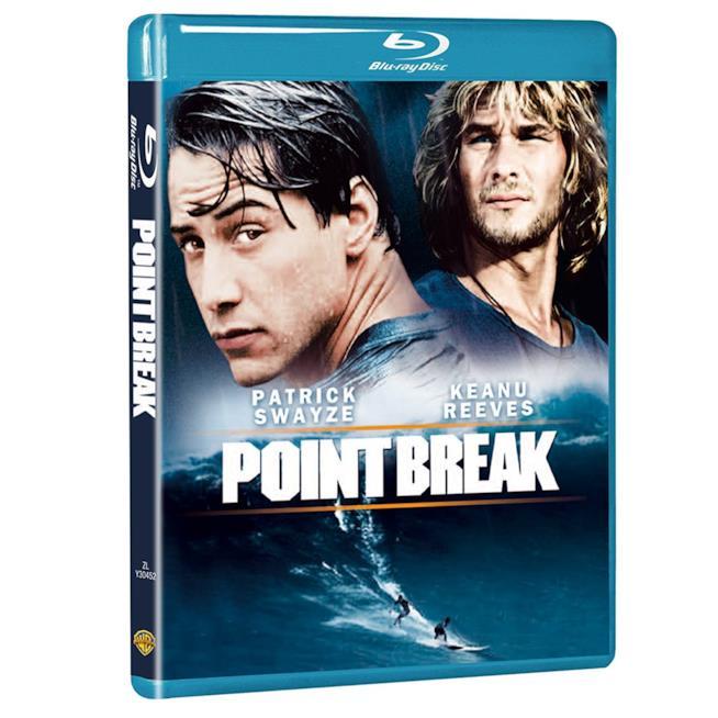 Cofanetto Blu-ray di Point Break
