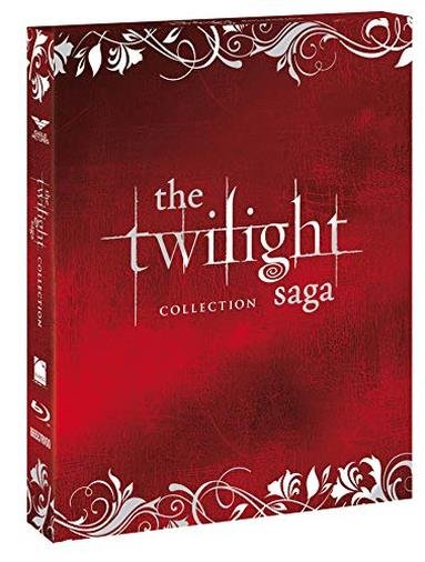Twilight 10° Ann. Collection: (Twilight / New Moon / Eclipse / Breaking Dawn - Part 1/ Breaking Dawn - Part 2) (Limited Edition) (6 Blu Ray)