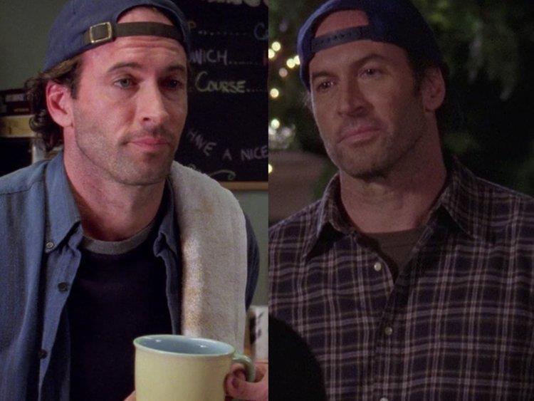 Luke Danes differenze tra la prima e l'ultima stagione di Luke Danes Una Mamma per Amica