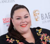 L'attrice Chrissy Metz