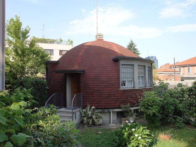 La casa igloo della Maggiolina