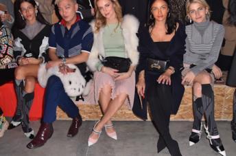 Milano Fashion Week: Chiara Ferragni presenta Stardust