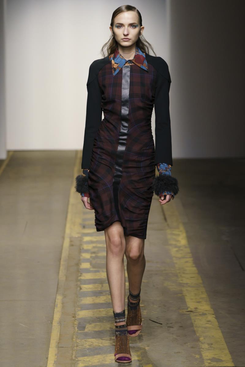 Sfilata MORFOSIS Collezione Alta moda Autunno Inverno 19/20 Roma - 12