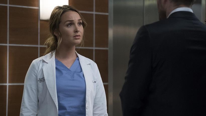Grey's Anatomy: Jo Wilson contro l'ex marito violento