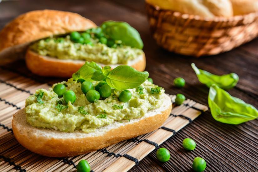 Pane con salsa verde
