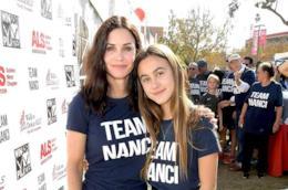 Courteney Cox e la figlia Coco