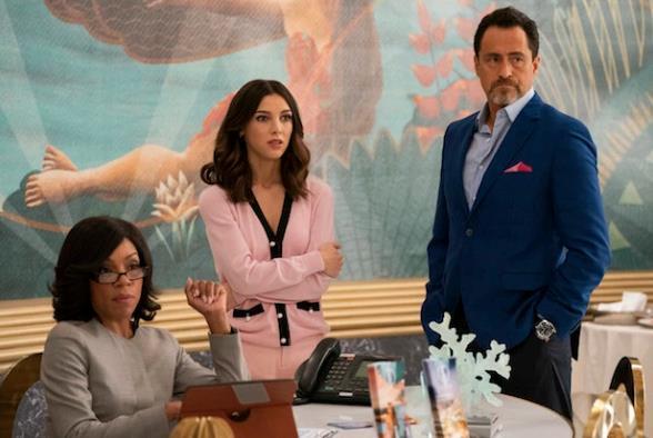 Grand Hotel: un'immagine dall'episodio 1x04