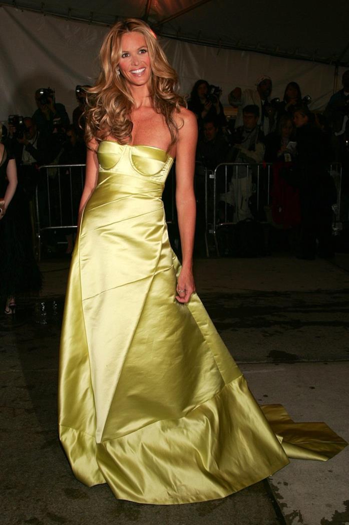 Elle Macpherson al MET Gala 2005