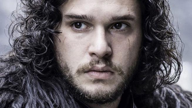 Jon Snow nella serie