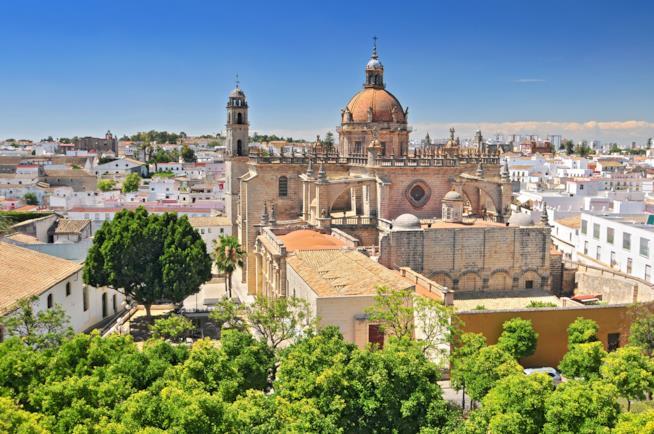 Le città più belle dell'andalusia: Jerez de la Frontera