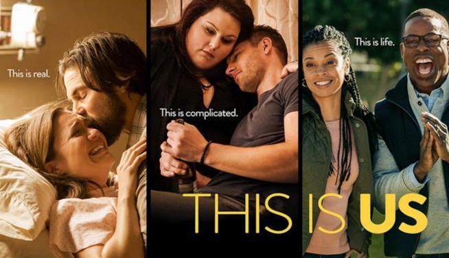 Il poster di This is Us, la nuova dramedy in onda su FoxLife