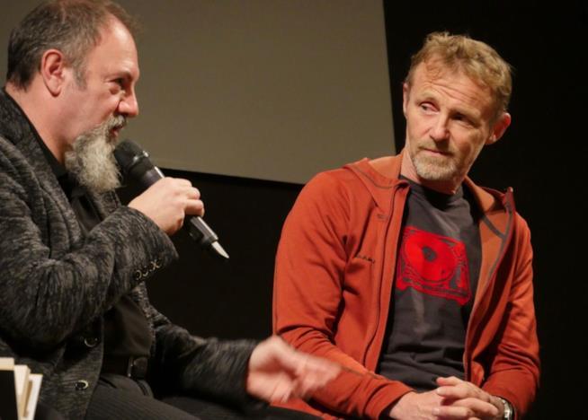 Jo Nesbø conversa con Carlo Lucarelli al Noir in Festival 2018
