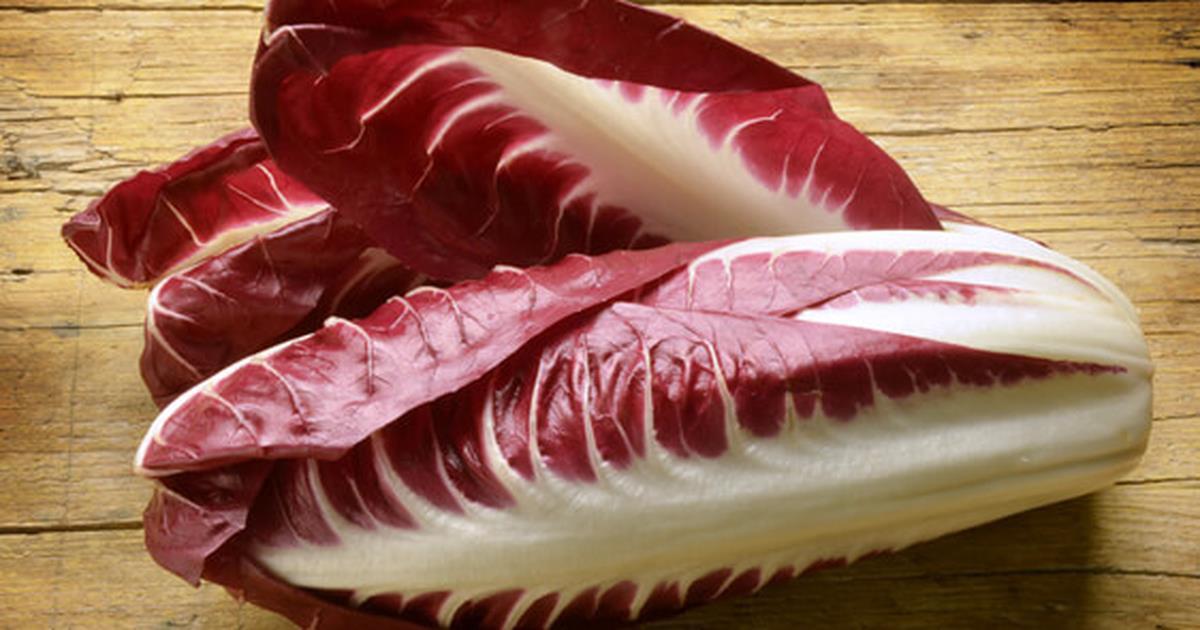 Cucinare il radicchio rosso in modo sano e dietetico for Cucinare dietetico