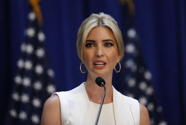Ivanka Trump è al 19esimo posto della classifica delle donne di potere di Forbes 2017