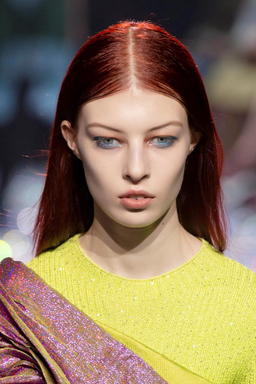Castano mogano è il colore più glam per l'autunno 2019