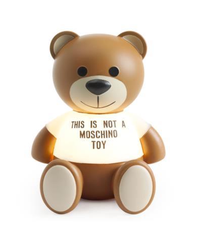 Lampada da tavolo Toy Moschino