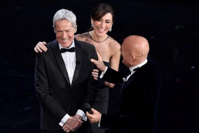 I conduttori di Sanremo 2019