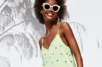 Zara abito a pois estate 2019