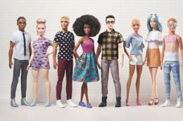 Le nuove Barbie e i nuovi Ken