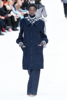 Sfilata CHANEL Collezione Donna Autunno Inverno 19/20 Parigi - 56