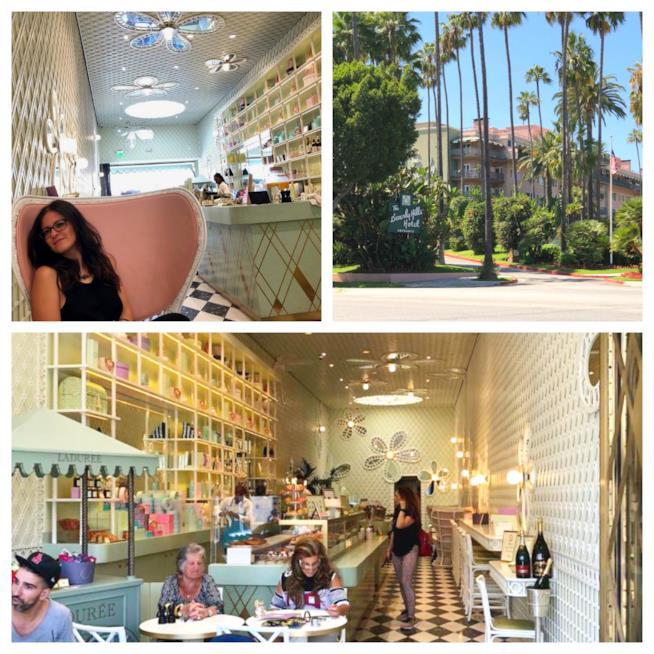 Scorci di Beverly Hills