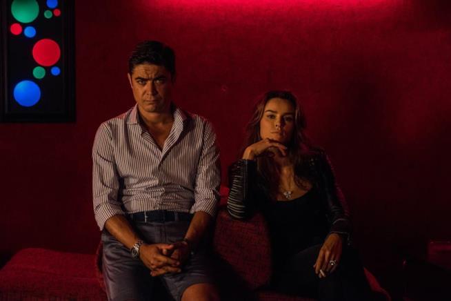 Riccardo Scamarcio e Kasia Smutniak