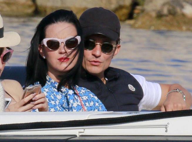 Katy Perry e Orlando Bloom, la complicità di una volta