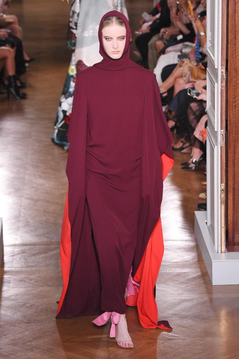 Sfilata VALENTINO Collezione Alta moda Autunno Inverno 19/20 Parigi - ISI_4096