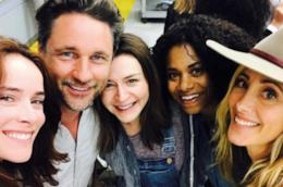 Parte del cast di Grey's Anatomy