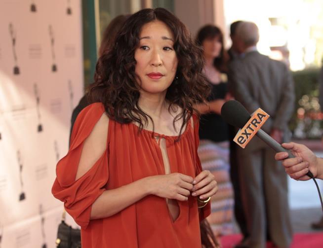 Sandra Oh in Grey's Anatomy fino alla decima stagione