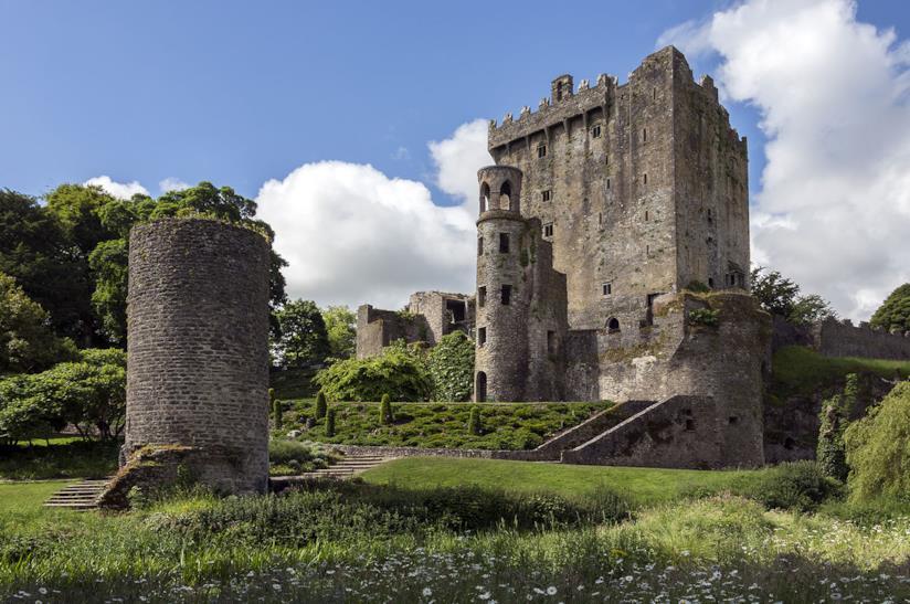 Blarney Castle in Irlanda