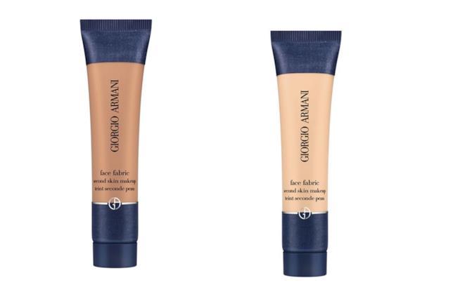 Il fondotinta Face Fabric torna con una nuova formula effetto tessuto