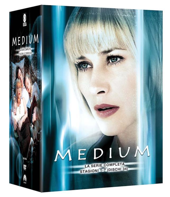 Cofanetto DVD di Medium - Stagioni 1-7