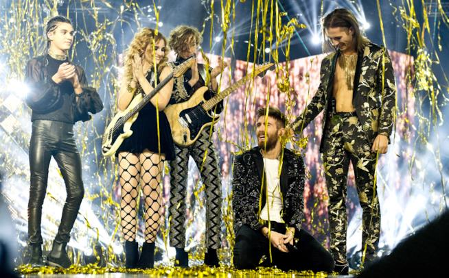 Lorenzo Licitra vince X Factor
