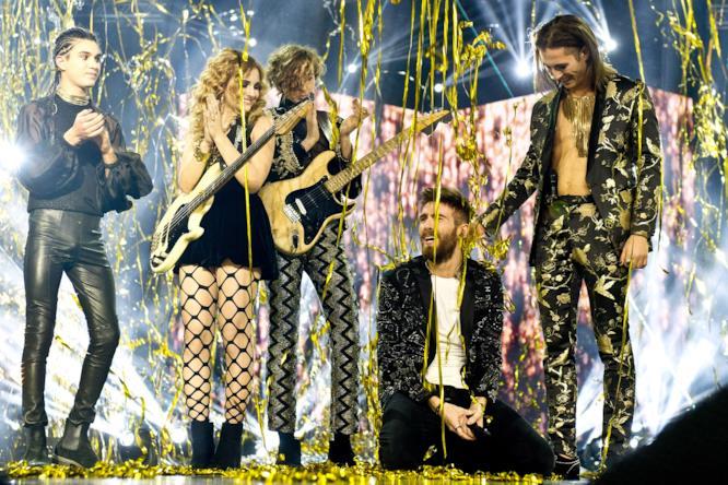 X Factor 2017 - Lorenzo Licitra