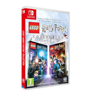 LEGO Harry Potter: Anni 1-7