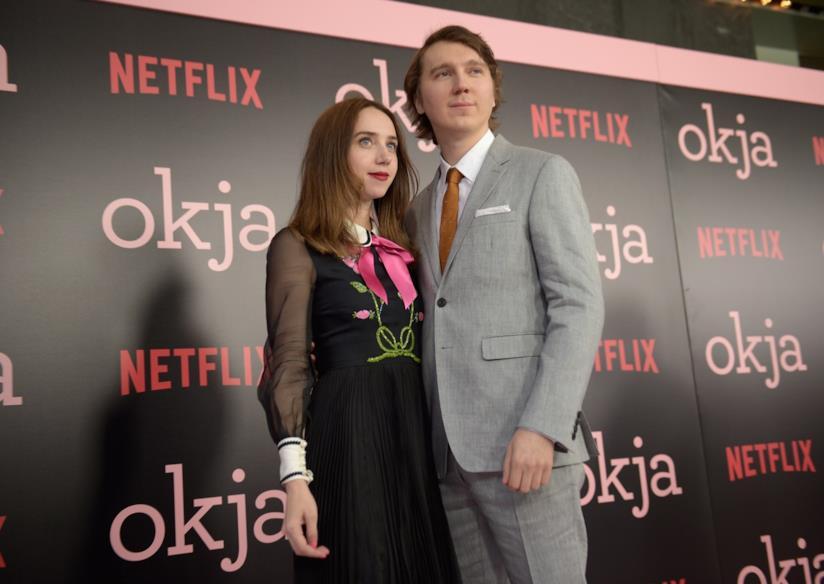 Paul Dano e Zoe Kazan