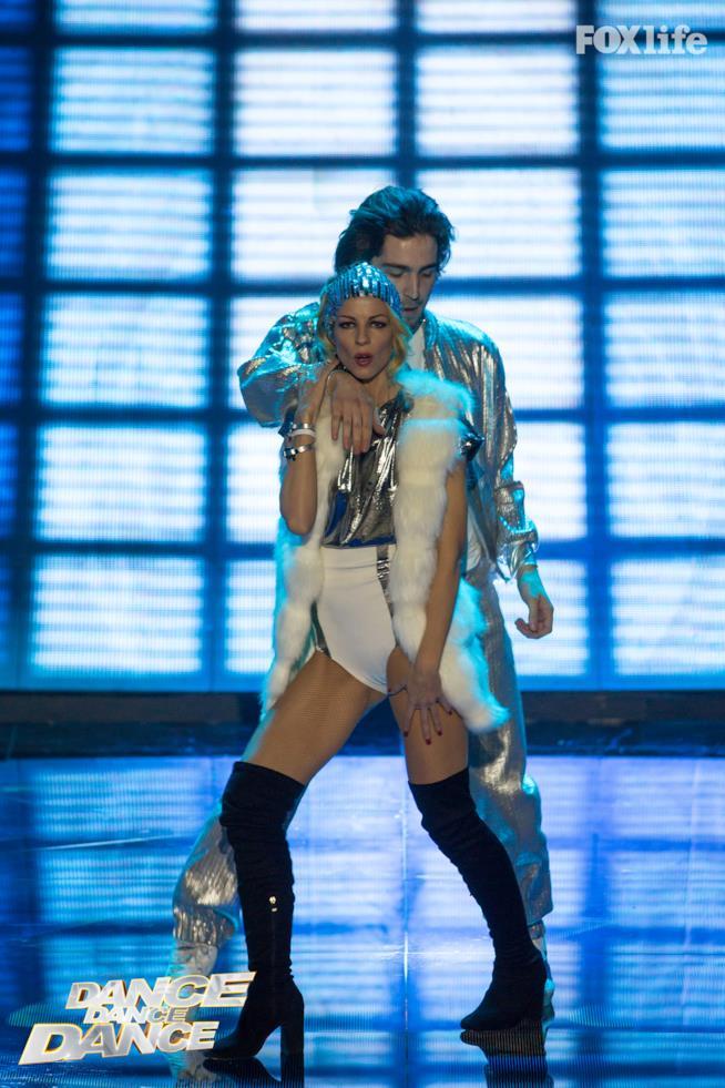 Roberta e Tommaso, esibizione del quinto serale di Dance Dance Dance 2