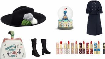 Trucchi, scarpe e borse alla Mary Poppins