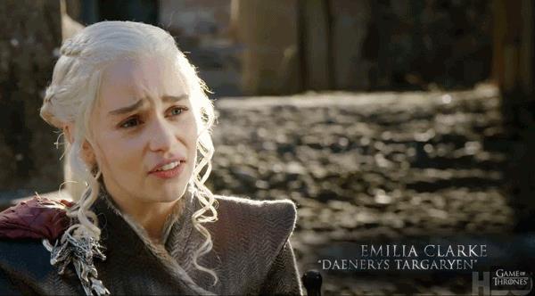 Emilia e Kit sconvolti