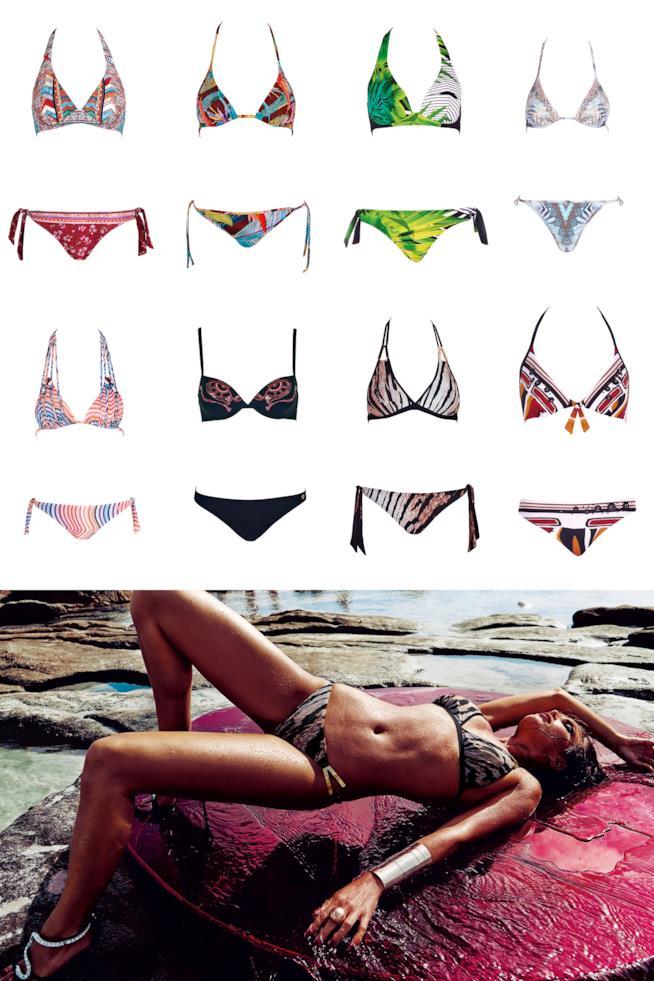 Costumi donna Parah collezione Bikini 2018